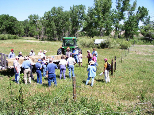 Range Land Management Seminar – Canceled
