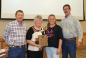 2017 Double El Ranching Conservationist of the Year
